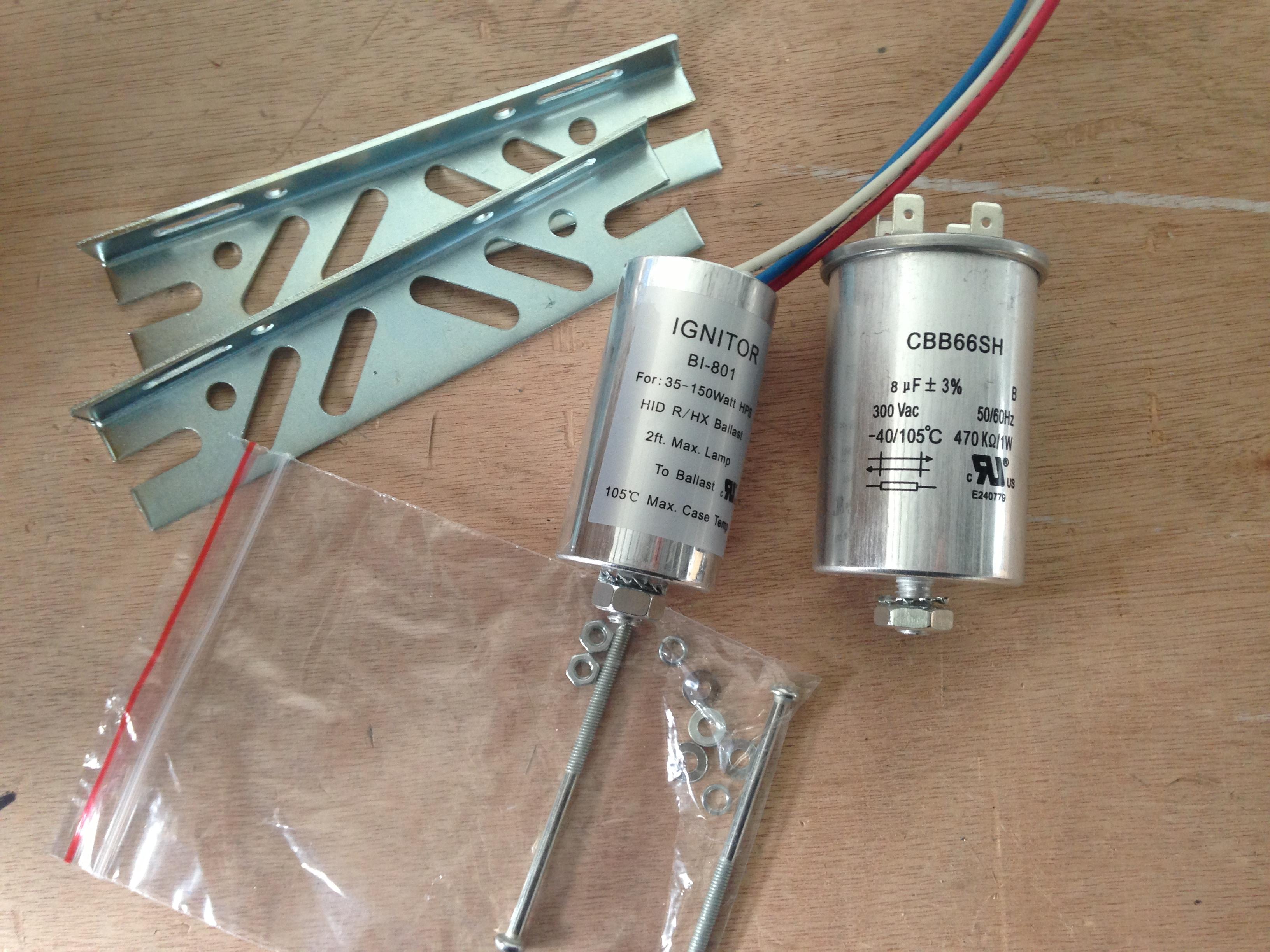 What S A High Pressure Sodium Ballast Kit Ballast Kits